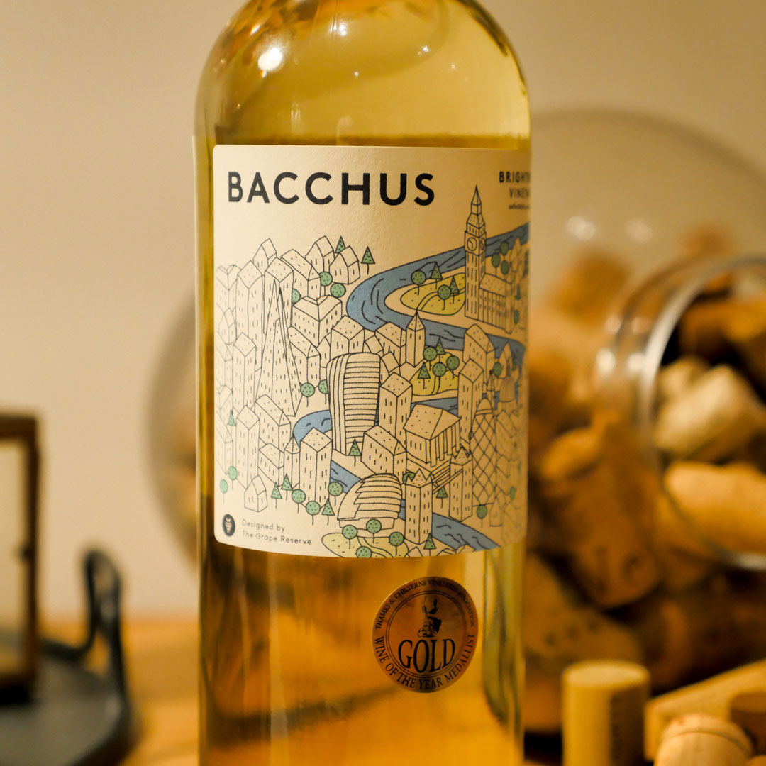 English Bacchus Wine Subscription