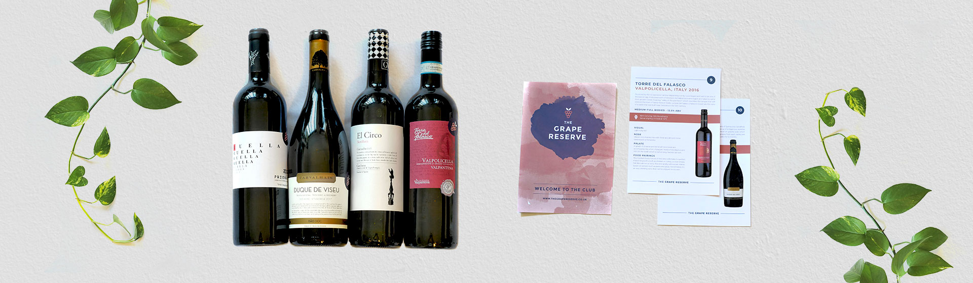 A Wine Gift Subscription