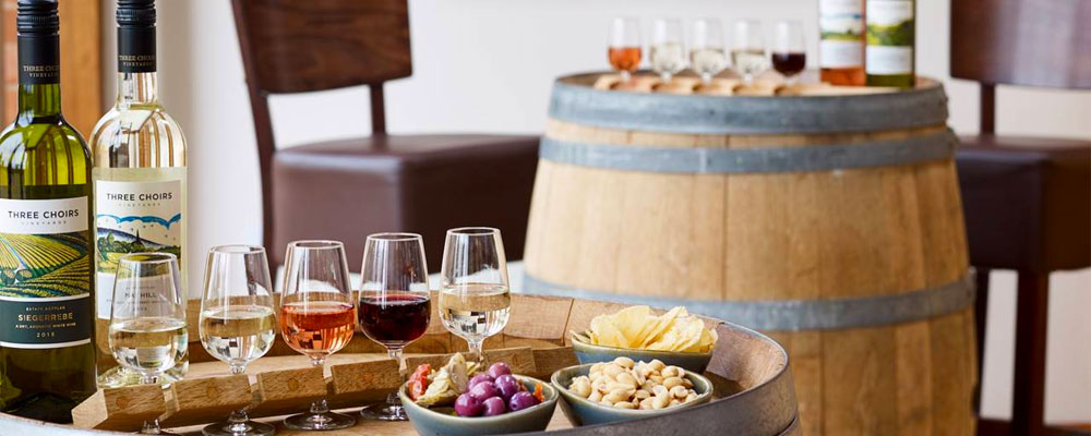 Winery and Vineyard Tour