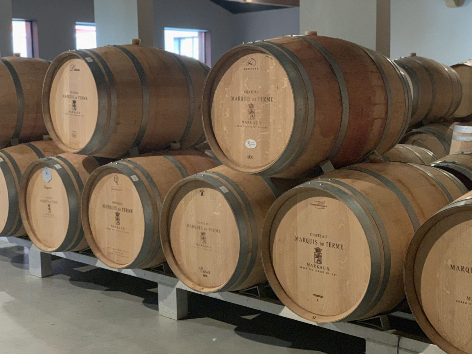 Barrel Ageing